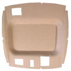 John Deere 6410 Headliner - Formed - Cloth- Tan