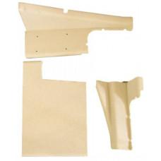 John Deere 9750STS Cab Kit without Headliner - Sailcloth Tan, Cloth