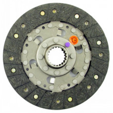 "Deutz/Deutz Allis 9"" Transmission Disc - Woven, with 1-9/16"" 20 Spline Hub - D4378787N"
