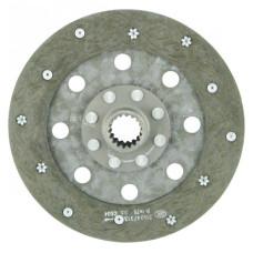 "Deutz/Deutz Allis 9"" PTO Disc - Woven, with 1-1/4"" 17 Spline Hub - D4381284N"
