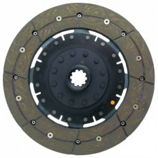 Ford | New Holland 1620 Tractor 8-1/2 inch Transmission Disc - Woven with 15/16 inch 10 Spline Hub - New