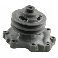 Ford | New Holland 6410 Tractor Water Pump with Double Groove Pulley - New