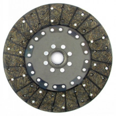 Ford | New Holland 6600 Tractor 13 inch Disc - Woven Solid Center with 1-5/8 inch 25 Spline Hub - New