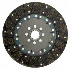 Ford | New Holland 6600 Tractor 12 inch Disc - Woven Solid Center with 1-3/4 inch 10 Spline Hub - New