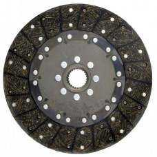 Ford | New Holland 6600 Tractor 12 inch Disc - Woven Solid Center with 1-5/8 inch 25 Spline Hub - New