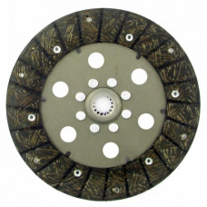 """Ford/New Holland 10"""" Disc, Woven, Solid Center, with 1"""" 15 Spline Hub - FND50B"""