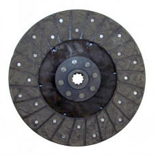 Hesston-Fiat 880-5DT Tractor 12 inch PTO Disc - Woven with 1-1/8 inch 10 Spline Hub - New