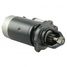 Case | Case IH MX150 Tractor Starter - with Direct Drive Bosch Starter