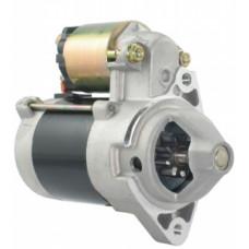 John Deere HD45 Commercial Mower Starter - Case Marked 21163-2093 - .7KW, Nippondenso # 128000-7940