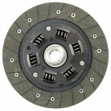 Case | Case IH 235 Tractor 7-1/4 inch Transmission Disc - Woven with 3/4 inch 10 Spline Hub - New