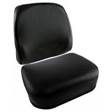 Case   Case IH 4894 Black Vinyl Cushion Set