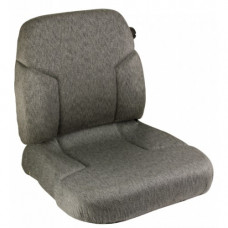 Case | Case IH CPX610 Gray Fabric Cushion Set