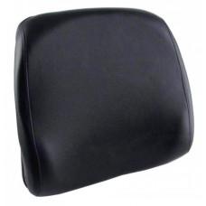 Case   Case IH 4894 Black Vinyl Back Cushion