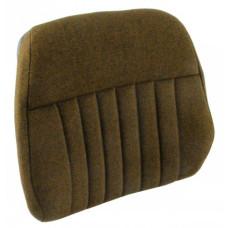 Gleaner R50 Brown Fabric Back Cushion