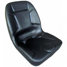 Kubota L185 Black Vinyl Bucket Seat