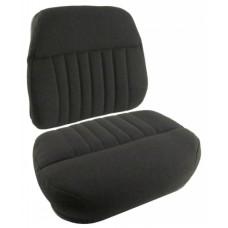 Case   Case IH 4894 Black Fabric Cushion Set