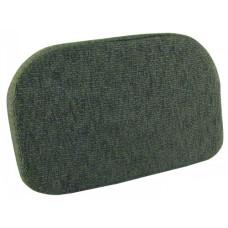 Case | Case IH MX255 Gray Fabric Back Cushion (SA359028(MX255))