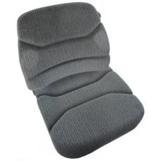 Case | Case IH MX110 Gray Fabric Cushion Set