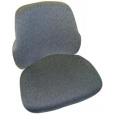 Case | Case IH FLX4010 Gray Fabric Cushion Set