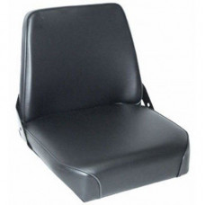 David Brown 1412 Black Vinyl Bucket Seat