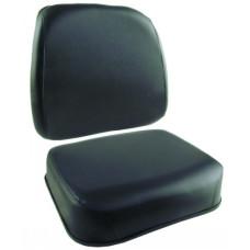 Gleaner N7 Black Vinyl Cushion Set