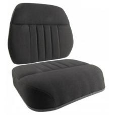 Gleaner N7 Black Fabric Cushion Set