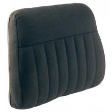 Massey Ferguson 320 Industrial Tractor Black Fabric Back Cushion