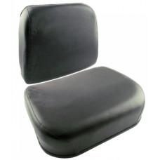 Massey Ferguson 320 Industrial Tractor Black Vinyl Cushion Set