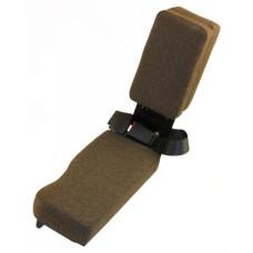 John Deere 9610 Dark Kayak Brown Fabric Side Kick Seat