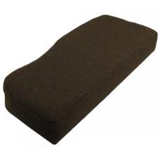 John Deere 9610 Dark Kayak Brown Fabric Seat Cushion for Side Kick Seat