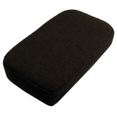 John Deere 9500 Dark Kayak Brown Fabric Back Cushion for Side Kick Seat