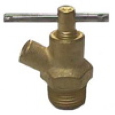 Long | Universal 445 Tractor Drain Tap