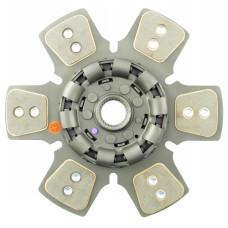 "Deutz/Deutz Allis 14"" Disc - 6 Large Pads, with 1-3/4"" 27 Spline Hub - W3295850 New"