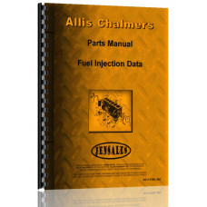 Allis Chalmers Miscellaneous Injection Pump Parts Manual
