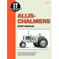 Allis Chalmers WD45 Tractor Service Manual (IT Shop)