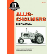 Allis Chalmers WF Tractor Service Manual (IT Shop)