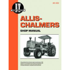 Allis Chalmers 7045 Tractor Service Manual (IT Shop)