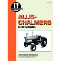 Allis Chalmers 6080 Tractor Service Manual (IT Shop)