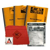 Allis Chalmers WD45 Diesel Deluxe Tractor Manual Kit