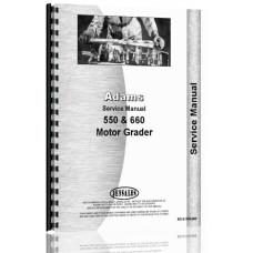 Le Tourneau 550 Grader Service Manual
