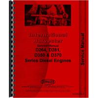 International Harvester Super MDV Tractor Engine Service Manual