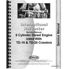 International Harvester UD1091 Power Unit Service Manual