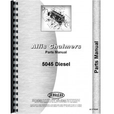Allis Chalmers 5045 Tractor Parts Manual