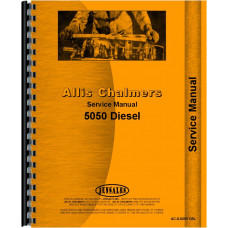 Allis Chalmers 5050 Tractor Service Manual