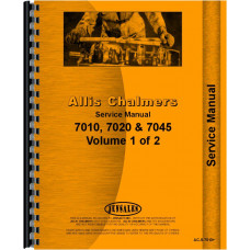 Allis Chalmers 7045 Tractor Service Manual