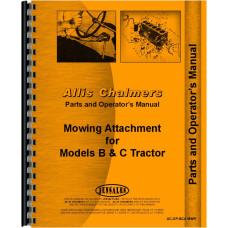 Allis Chalmers CA Tractor Operators & Parts Manual