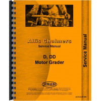 Allis Chalmers DD Motor Grader Service Manual (Chassis)