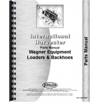 Ferguson 35 Wagner Backhoe Attachment Parts Manual