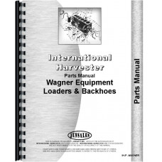 Case Wagner Backhoe Attachment Parts Manual