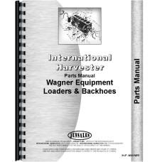 John Deere Wagner Loaders Parts Manual